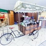 В Киеве открываются велокофейни