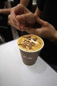 Кофе снижает чувствительность