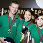 Результаты чемпионата России по обжарке кофе