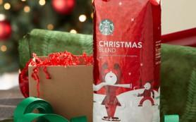 Рождество возвращается в Starbucks!