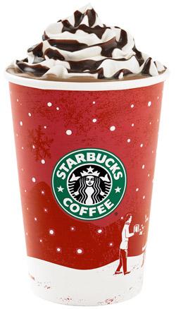 Starbucks дарит атмосферу Рождества: сбудется все!