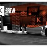 «Кофеин» открывает первый Brew Bar в России