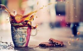 Утренний кофе спасает от боли в шее