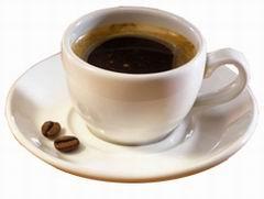 Статические болевые ощущения смягчает кофе