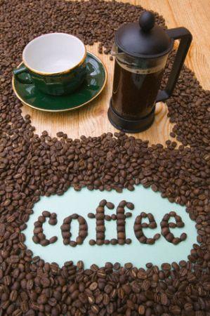 О кофе…
