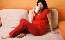 Употребление кофе беременными снижает массу новорожденного