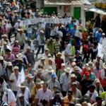 Фермеры Колумбии бастуют в связи с падением цен на кофе
