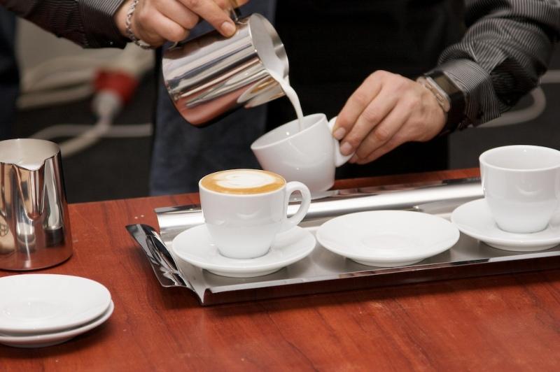Вкус кофе и умение красиво его приготовить оценили в областном центре