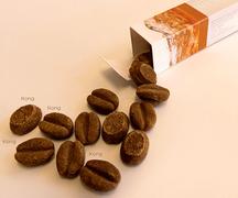 Растворимый кофе… в зернах