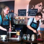 «Идеальная Чашка» учила журналистов заваривать кофе