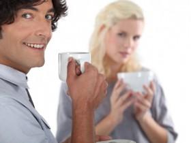 Чашка кофе ежедневно добавляет человеку оптимизма
