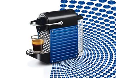 Компания Nespresso представляет инновационный дизайн популярной кофе-машины Pixie
