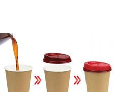Умные крышечки для кофе