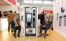 Интернет и кофе в одном автомате