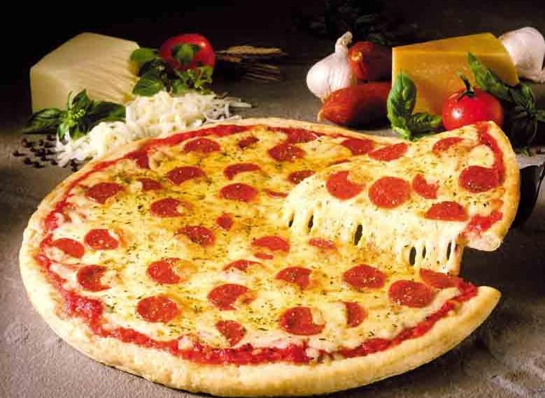 Пицца в Харькове с доставкой. Онлайн кафе Cinema-Pizza.