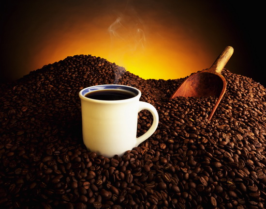 Кофеин укрепляет стенки капилляров