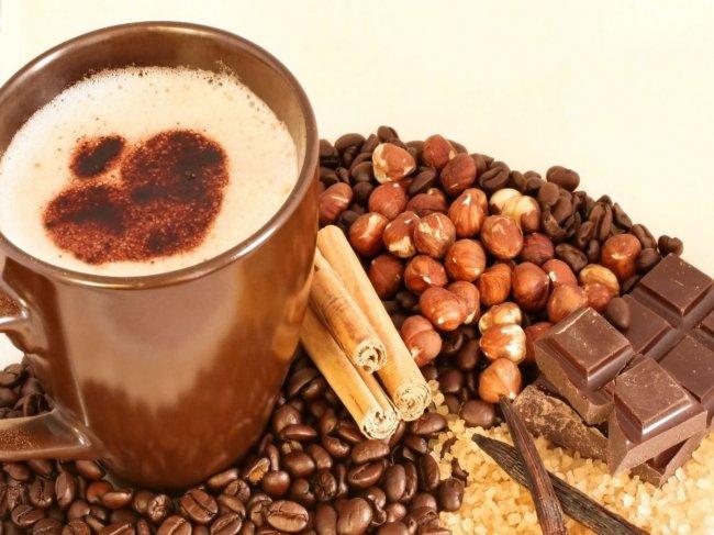 Натуральный кофе улучает работу сосудов