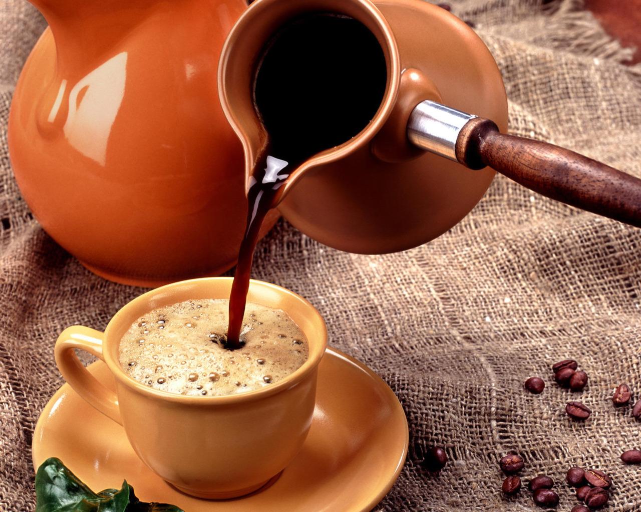 Вкусный кофе прямо дома