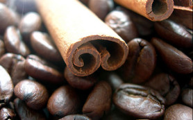 Кофе с корицей улучшит самочувствие