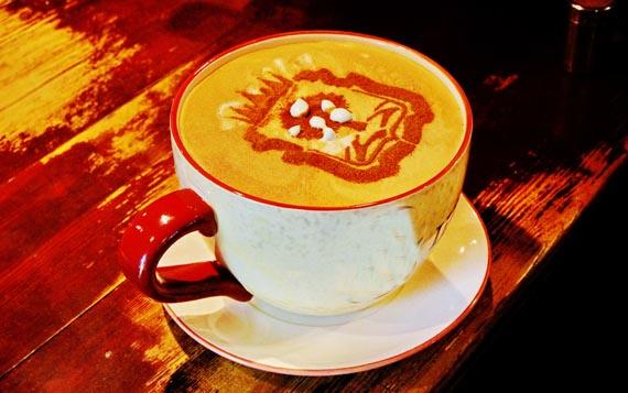 Пятилитровая чашка кофе сварена в честь юбилея области