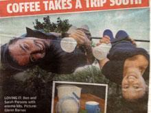 Кафе в Квинсленде, предлагает необычный продукт — клизмы с кофе