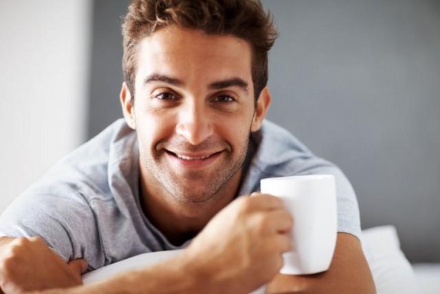 Передозировка кофе грозит мужчинам опасными последствиями