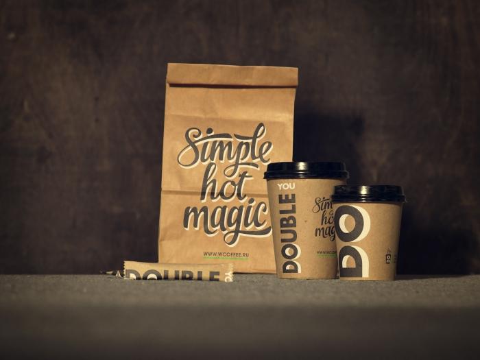 Агентство разработало бренд для екатеринбургской сети заведений формата «Кофе с собой»