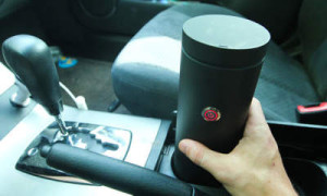 Hey Joe Coffee анонсировала миниатюрную кофеварку