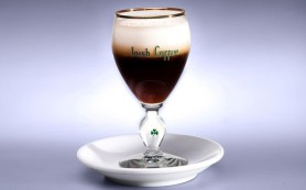 История возникновения кофе по-ирлански
