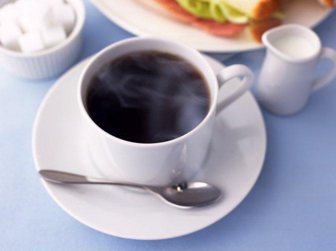 Кофе сможет защитить от болезни Паркинсона