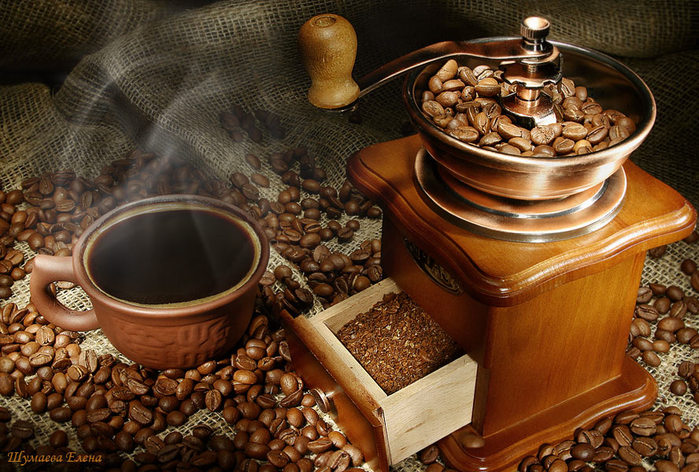 Больше половины немцев страдают кофеманией