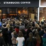 В Тюмень пришла мировая сеть Starbucks
