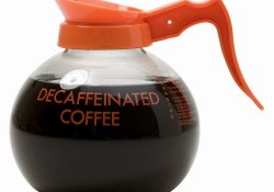 Декофеинизированный кофе принесет пользу печени