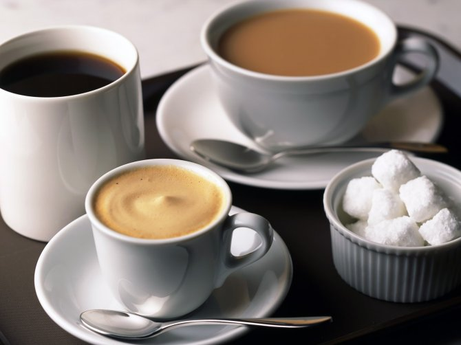 Бразилия всему миру известна как «страна кофе»