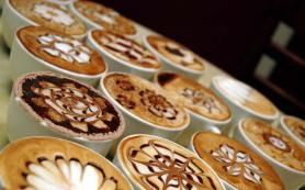 Делаем красивые рисунки на кофе