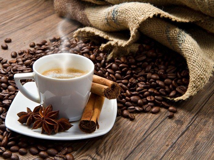 Кофе поможет избавиться от морщин