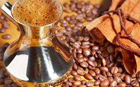 Готовим кофе в турке