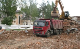 Вывоз строительного мусора в Киеве – быстро и недорого.