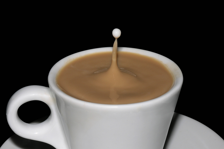 Кофе с молоком может стать причиной развития рака