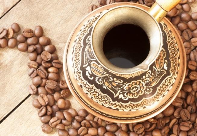 Немного истории возникновения кофе