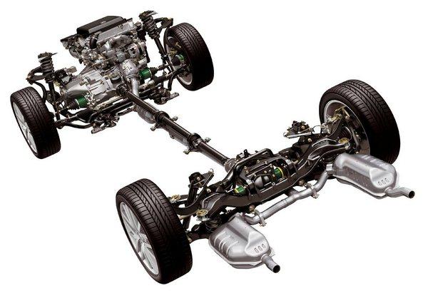 Ходовая часть машины: ремонтируем с умом