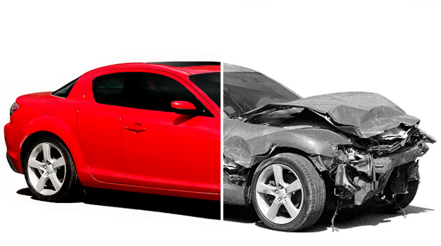 Ремонтируем машину после ДТП: уделяем внимание покраске