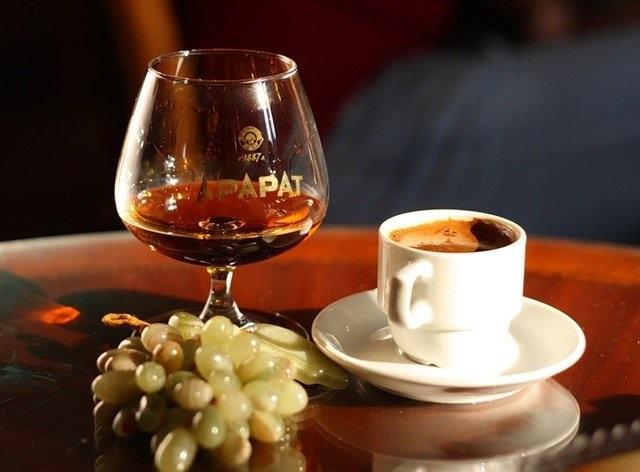 Кофе с алкоголем-опасное сочетание