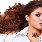 Кофейные маски помогут в уходе за волосами