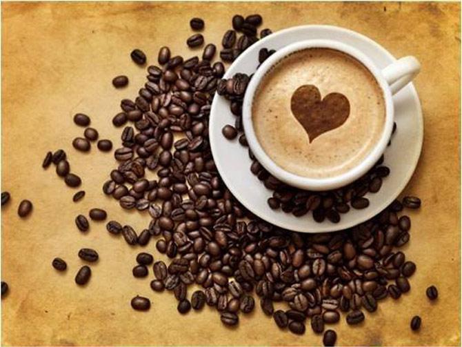 Статистика потребления кофе в России