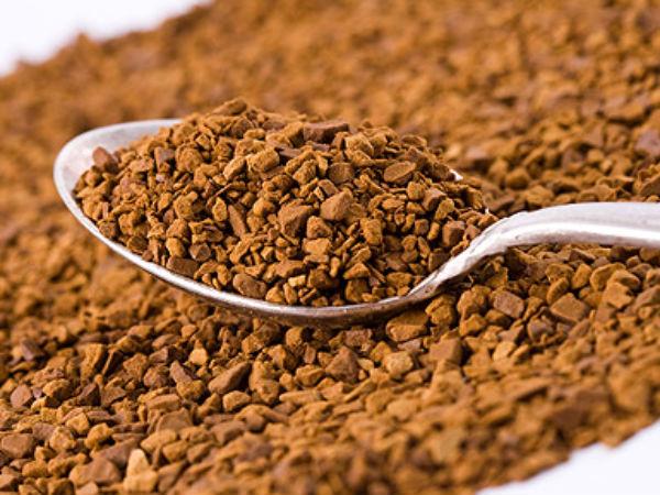 Растворимый кофе может негативно сказаться на здоровье кожи