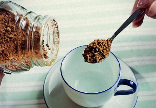 Растворимый кофе ухудшит здоровье кожи