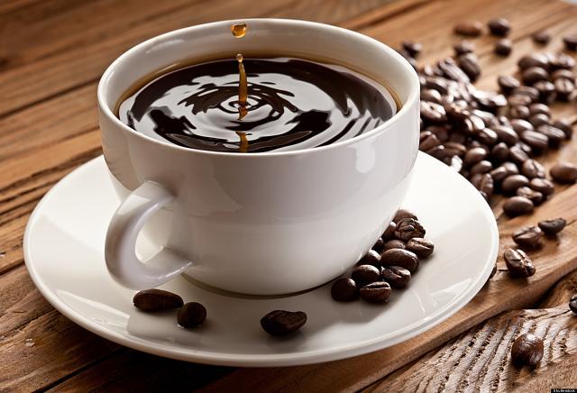 Кофе лучше потреблять в послеобеденное время