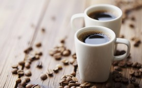 Кофе избавит от неприятного запаха изо рта