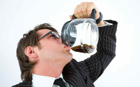 Первые симптомы кофейной зависимости
